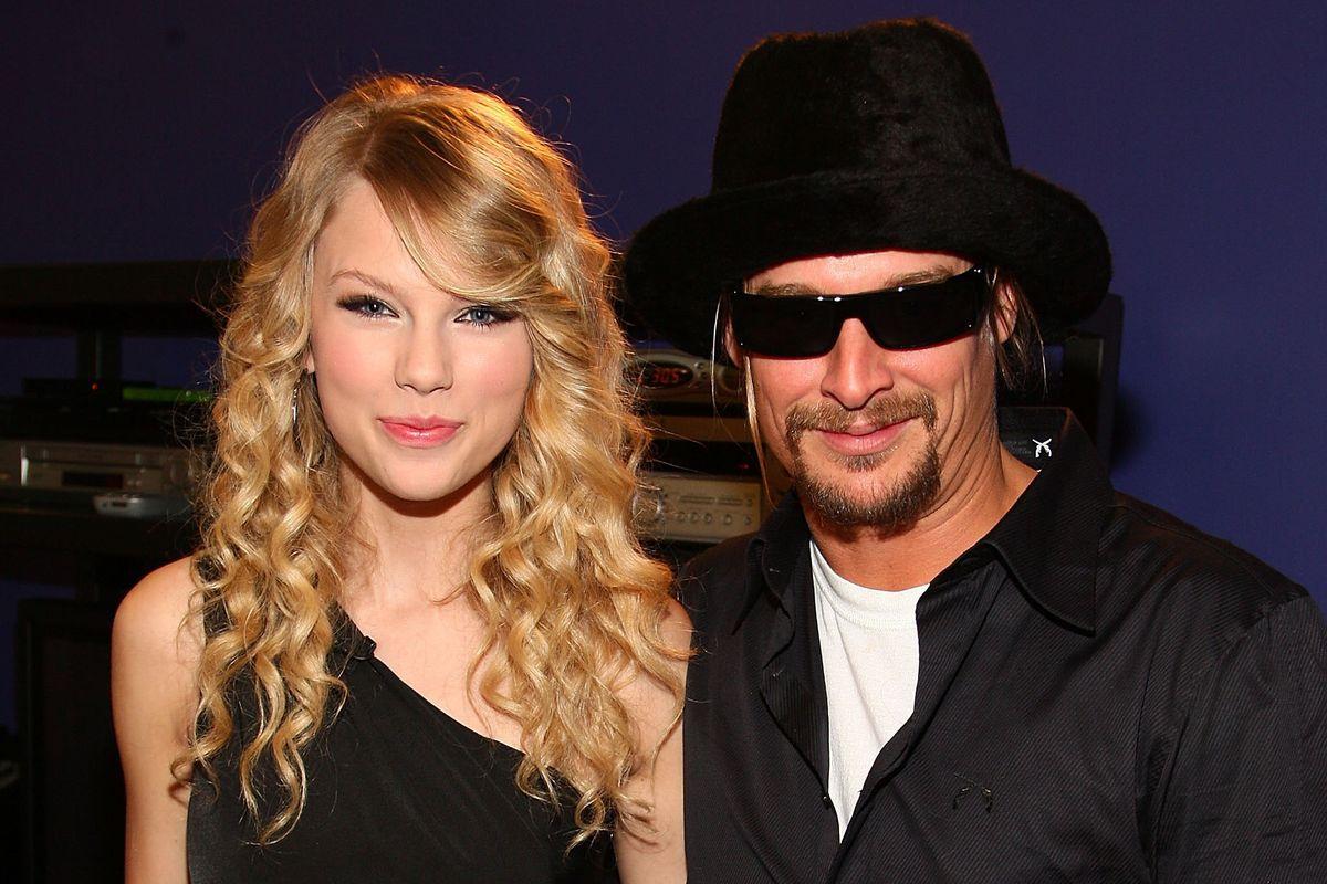 Kid Rock Questions Taylor Swift's Politics in Gross, Degrading Tweet