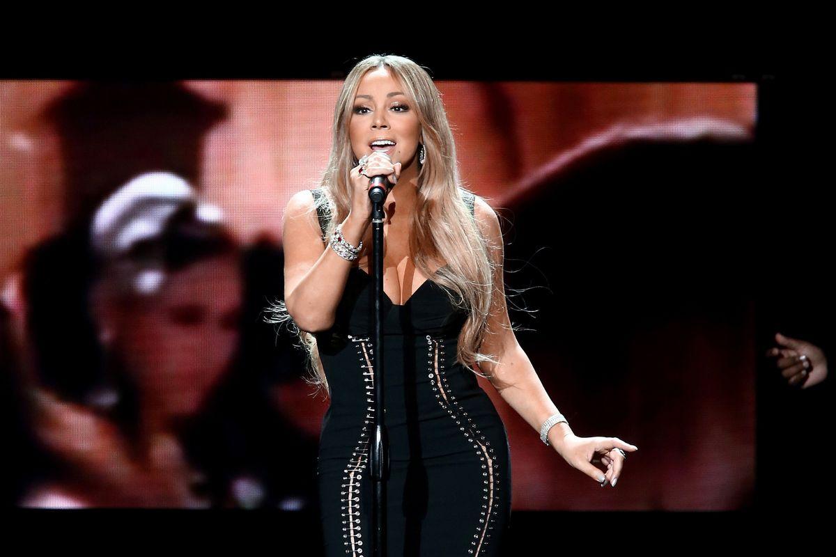 Mariah Carey Just Poked Fun at 'Glitter'