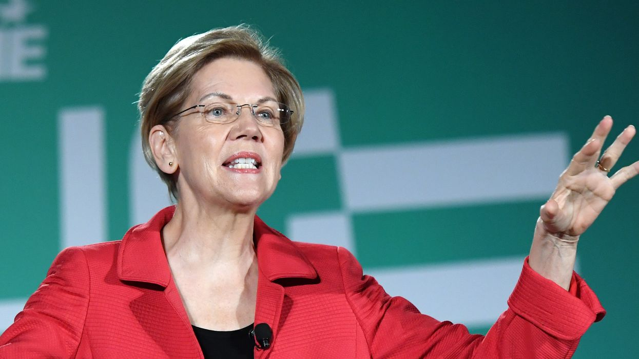 Elizabeth Warren introduced a bill to cancel student debt — does it have any chance of passing?