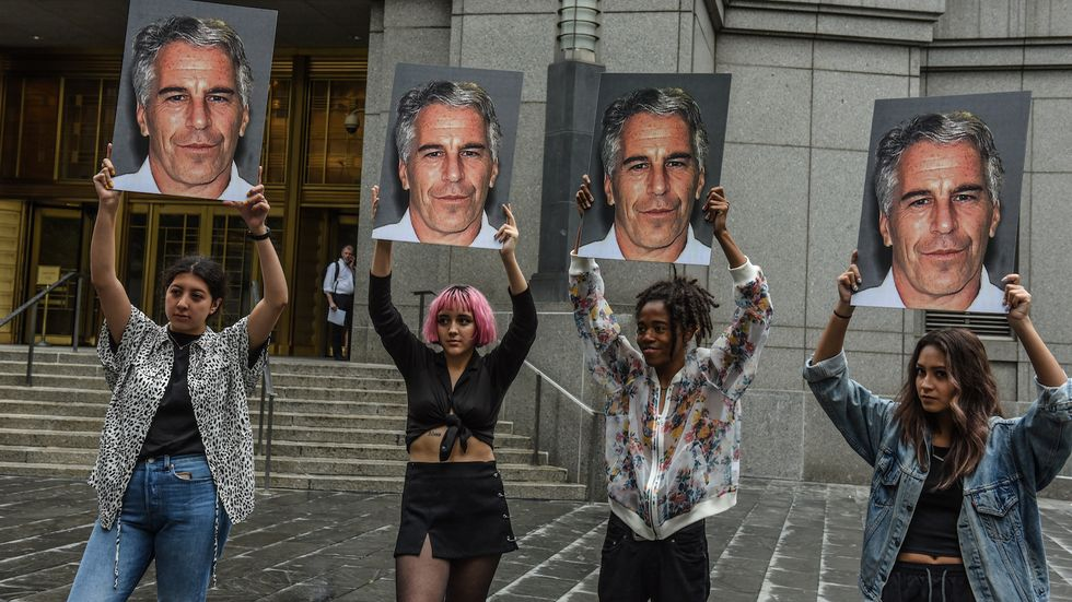 Jeffrey Epstein's Death Is Not Justice, The Justice System Failed His Accusers