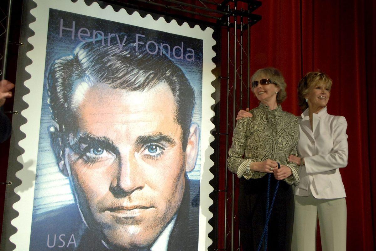 Emblema del pacifista. Henry Fonda collezionava donne e picchiava la moglie