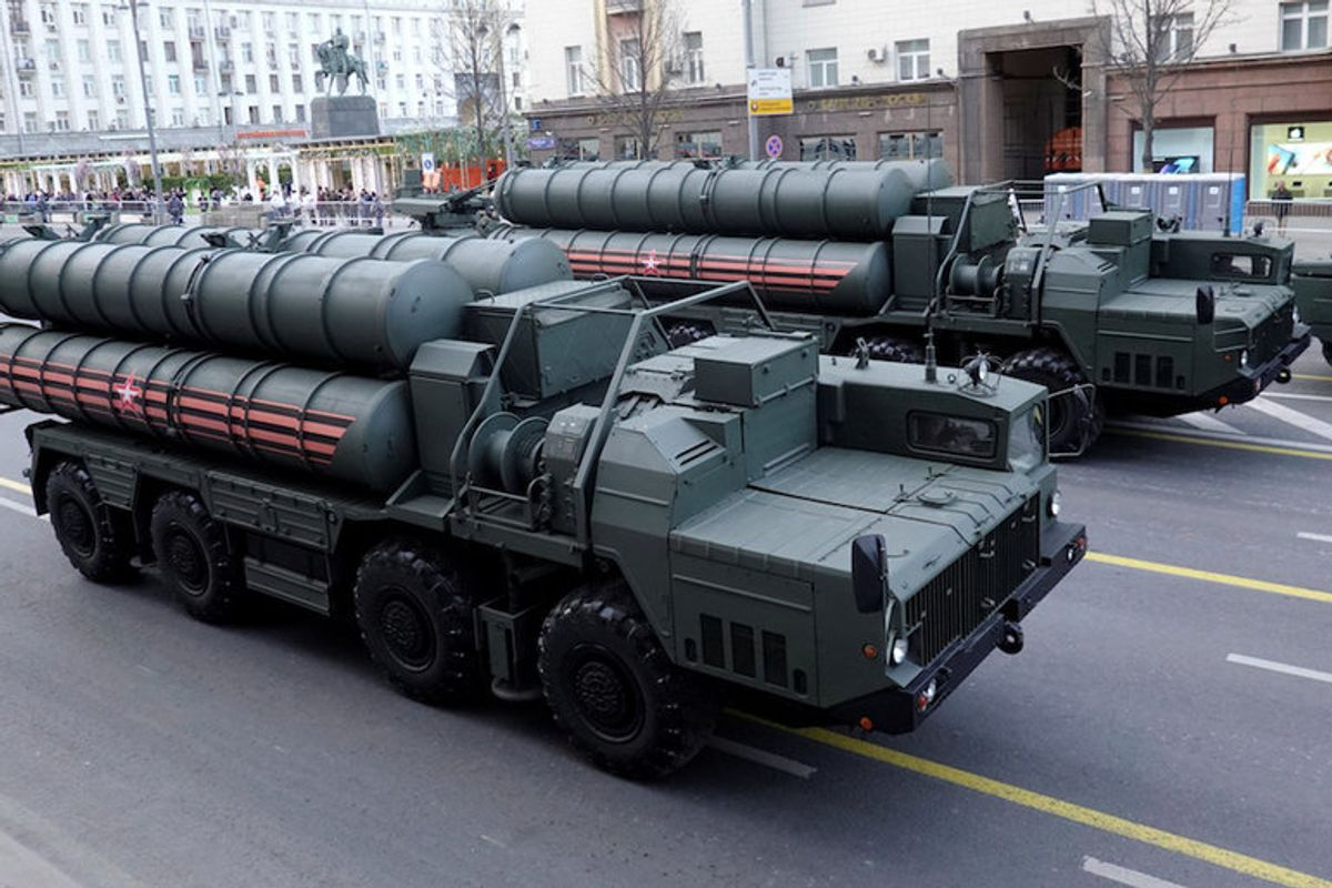 Here's why the Russian military has so many serious accidents - Task