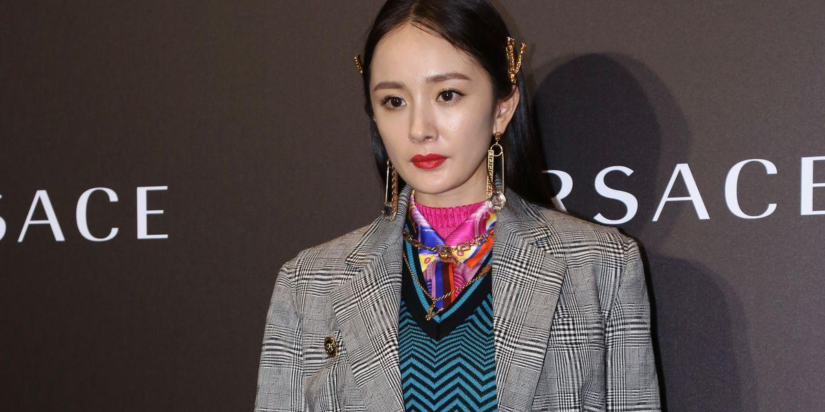 Versace Loses Its Chinese Brand Ambassador