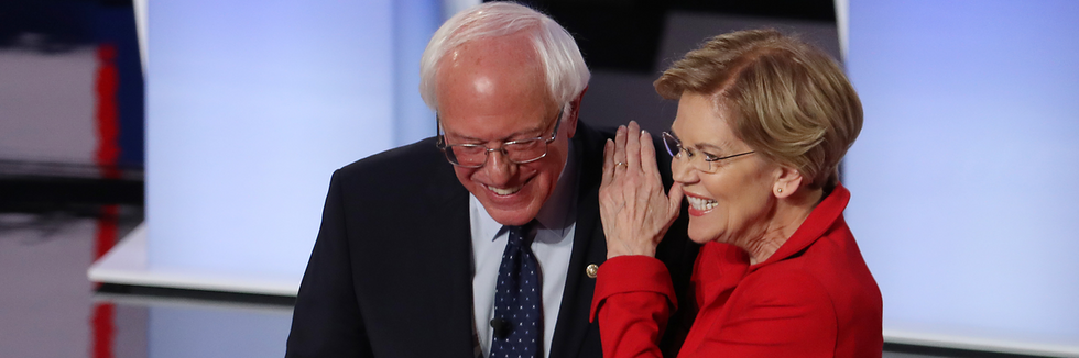 What's Happening In The 2020 Democratic Presidential Primaries: Today's Top 3 Candidates