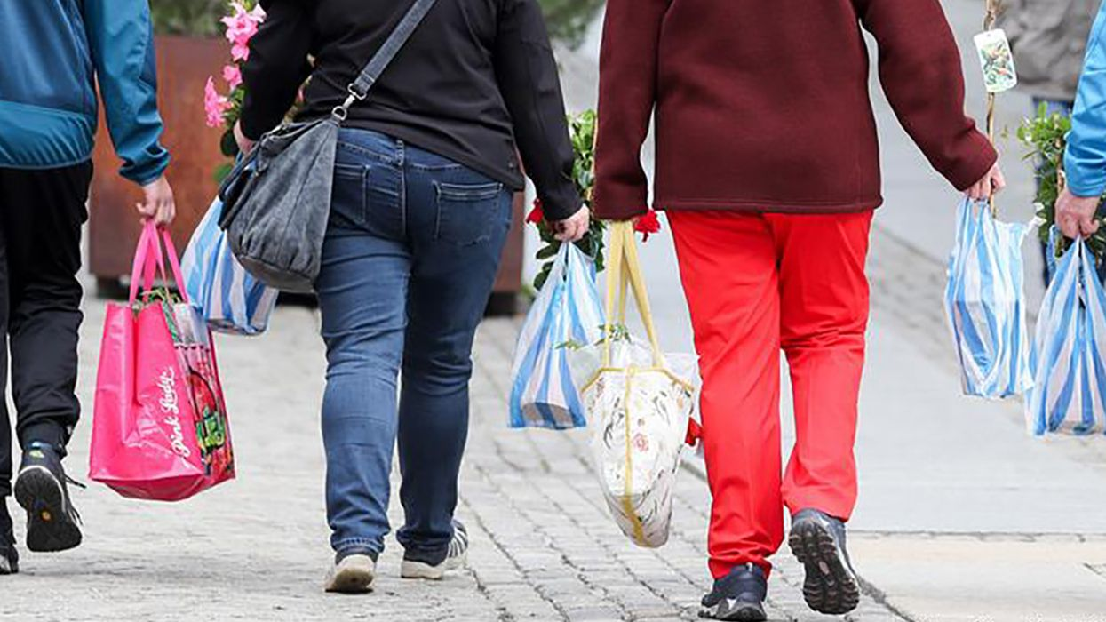 German Environment Minister Calls for Plastic Bag Ban