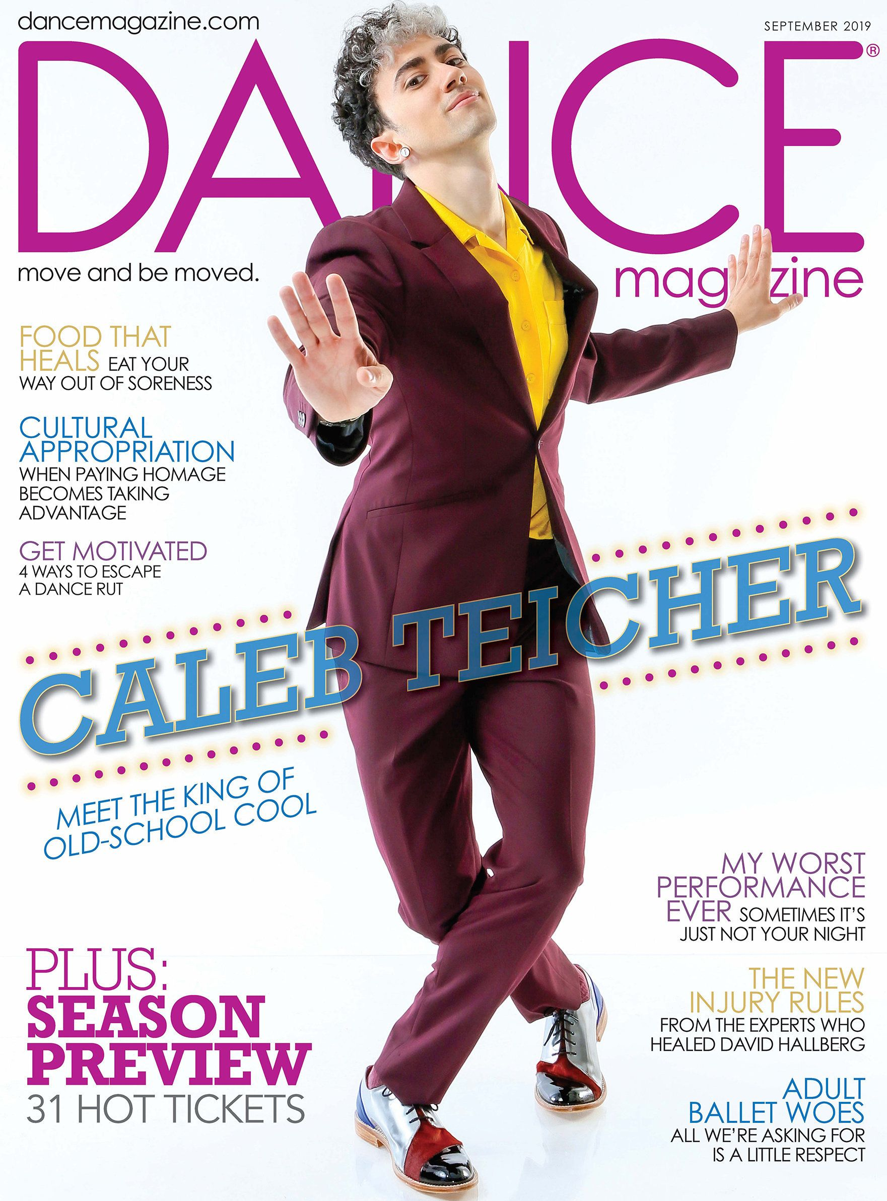 Dance Magazine - Auditions