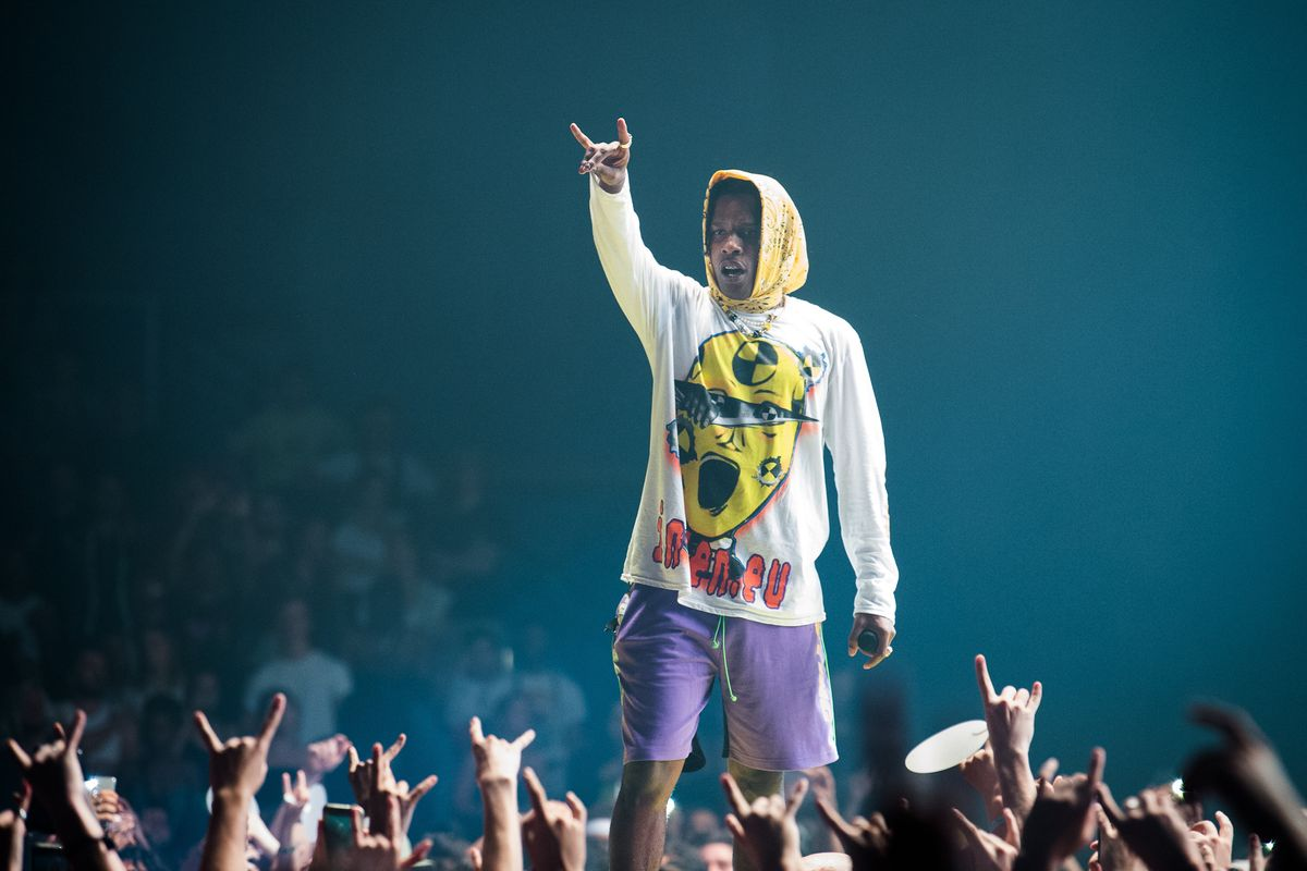 ASAP Rocky's First Show Since Release: 'Hip-Hop Never Looked So Strong Together'