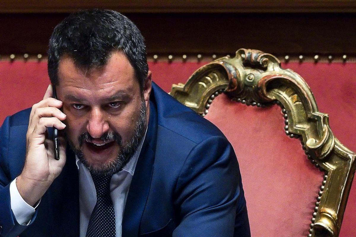 La Lega è pronta a ritirare i ministri: «Il Colle sa che non c'è alternativa»