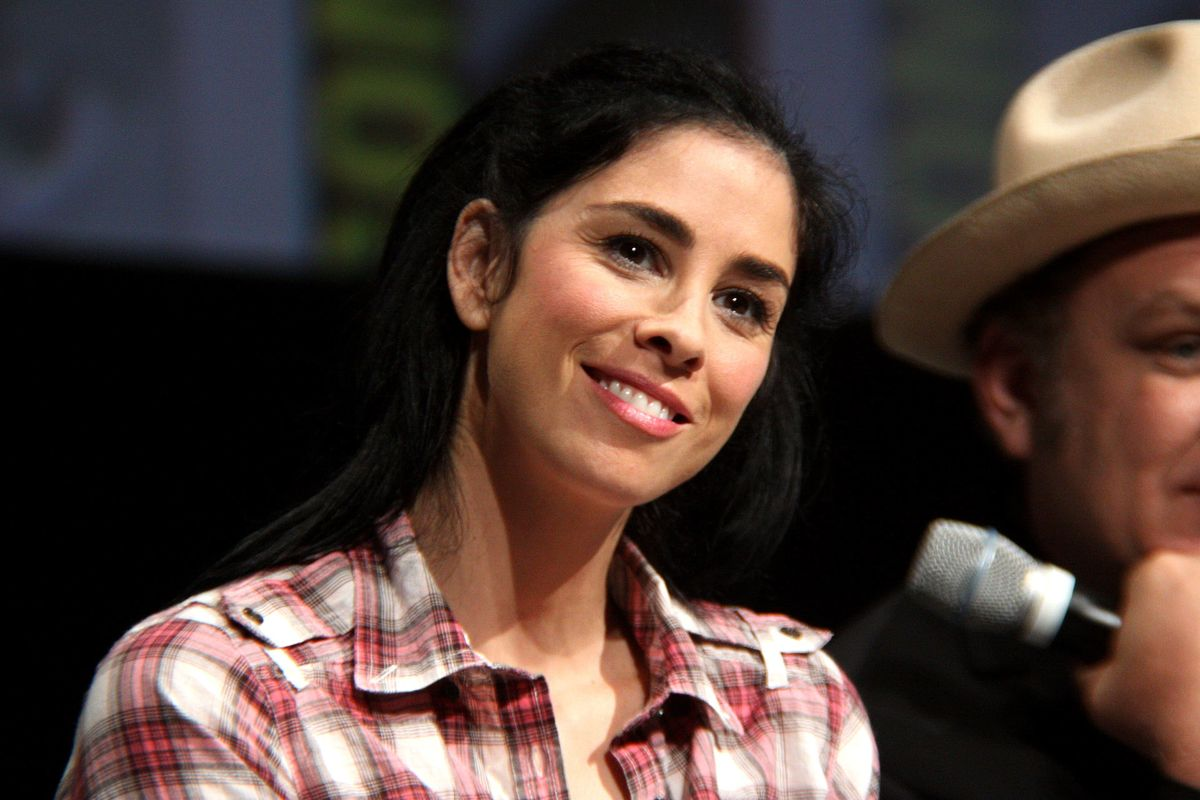Sarah Silverman says she was fired from a movie for appearing in blackface 12 years ago