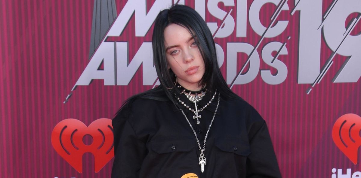 Billie Eilish Scraps Anime Merch Collection After Copying Claims