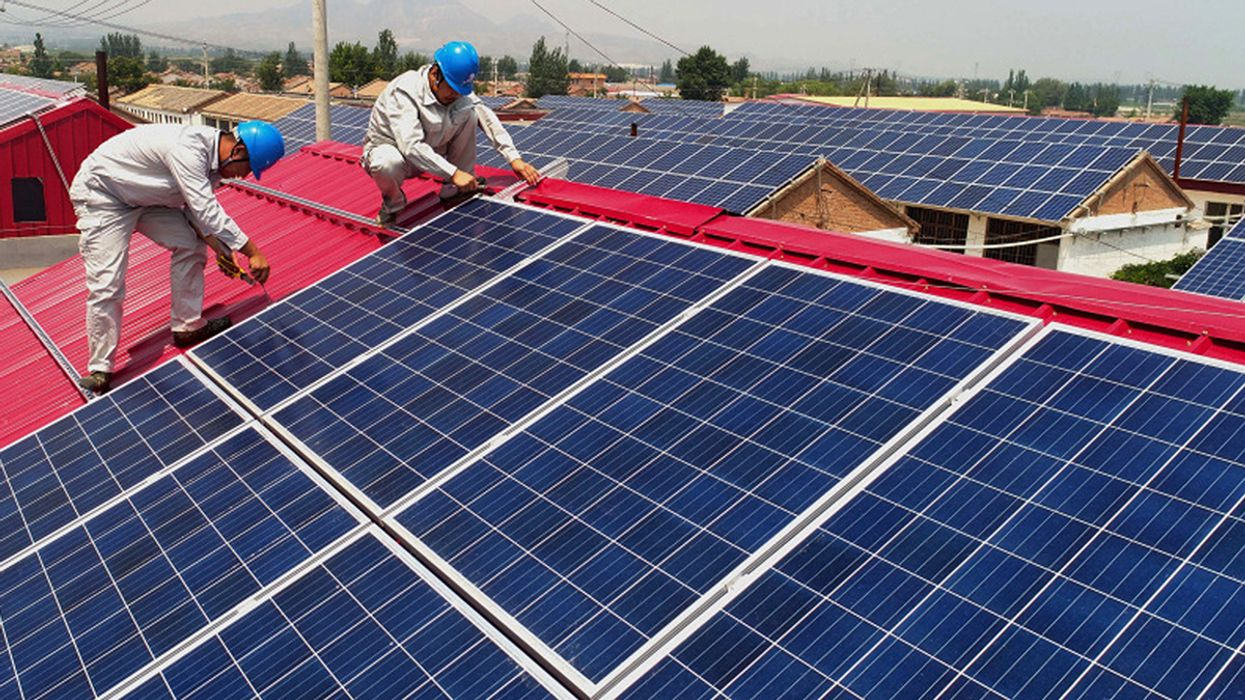 Solar Now 'Cheaper Than Grid Electricity' in Every Chinese City, Study Finds
