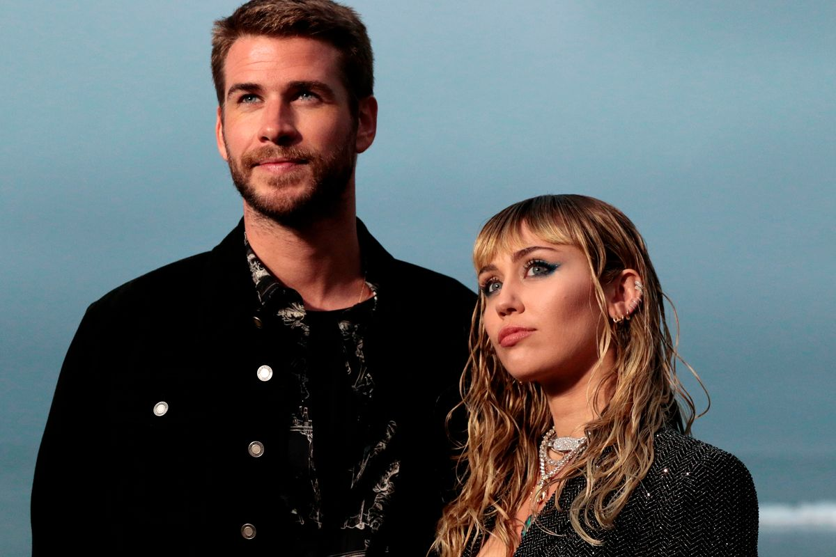Liam Hemsworth Issues Statement About Miley Cyrus