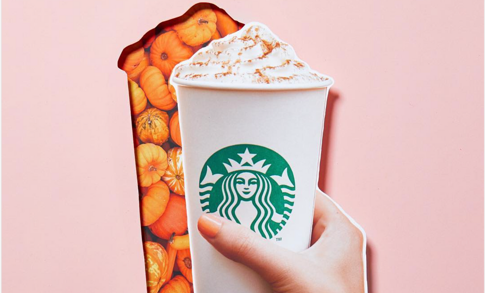 Hey Starbucks, PSL Is Seasonal For A Reason, NO ONE Wants Halloween In August