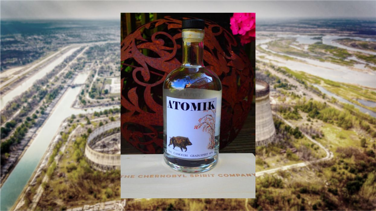 Vodka for your post-apocalypse wingding