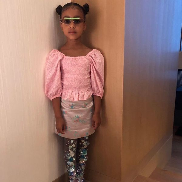 North West's 9 Defining Fashion Moments