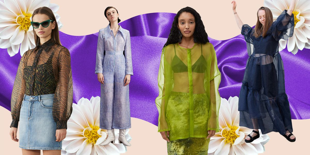 All The Sheer Pieces To Help You Survive The Dog Days Of Summer