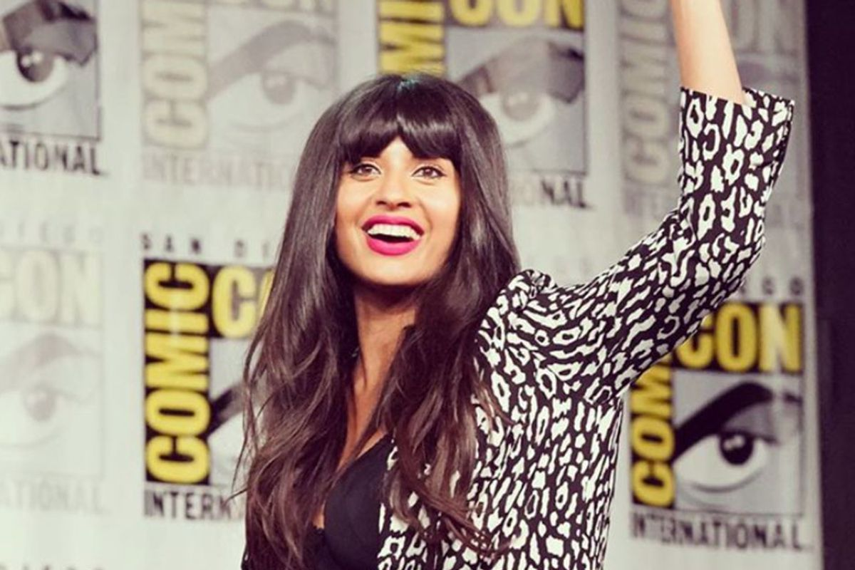 Jameela Jamil wants women to stop apologizing for 'being ambitious'