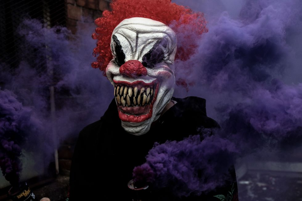 My Struggle With Coulrophobia