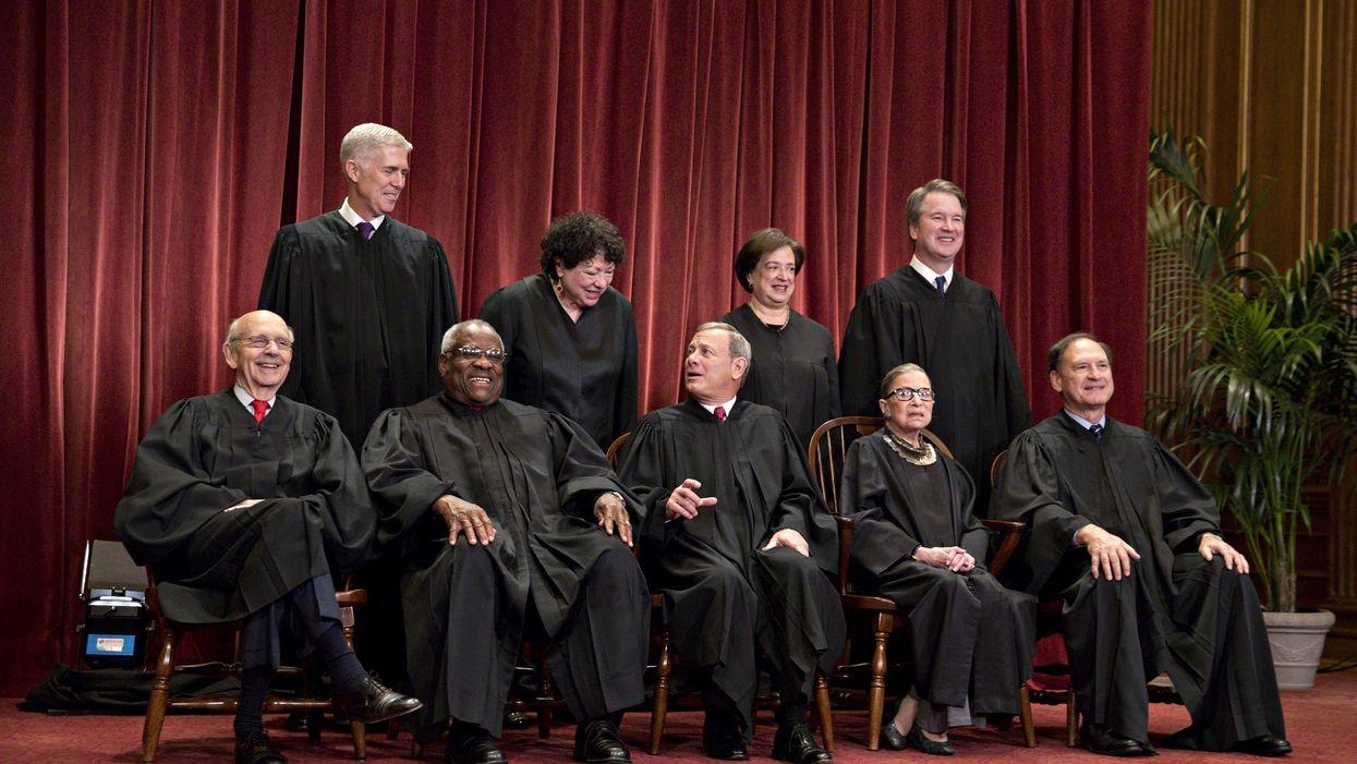 Senate Dems threaten Supreme Court with restructuring