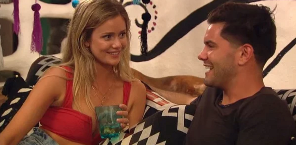 Hannah G. And Dylan Are In The Same Boat On 'Bachelor In Paradise,' But Only One Of Them Is Getting Hurt In The Process