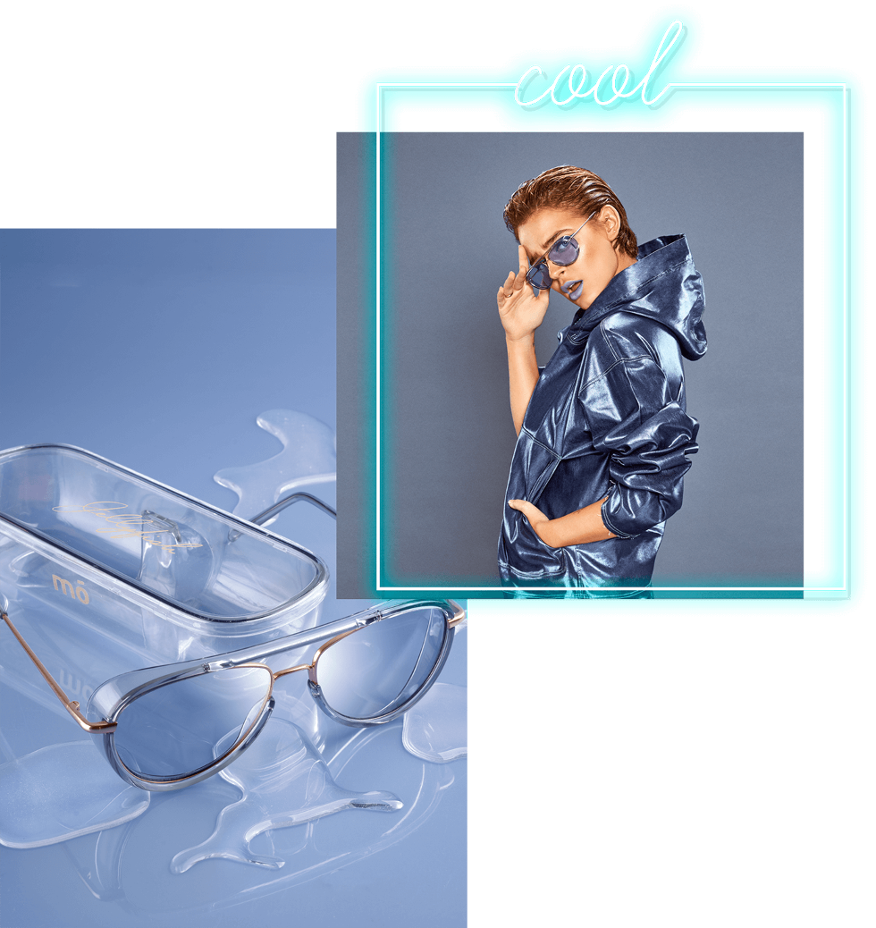 Gafas de sol discoteca multiopticas