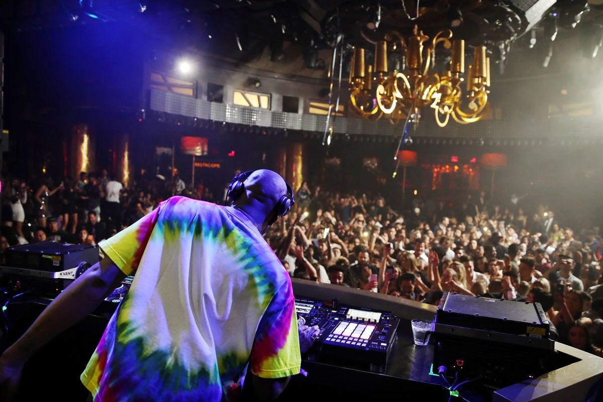 The Nightclub That Brought Drake and Virgil to Vegas