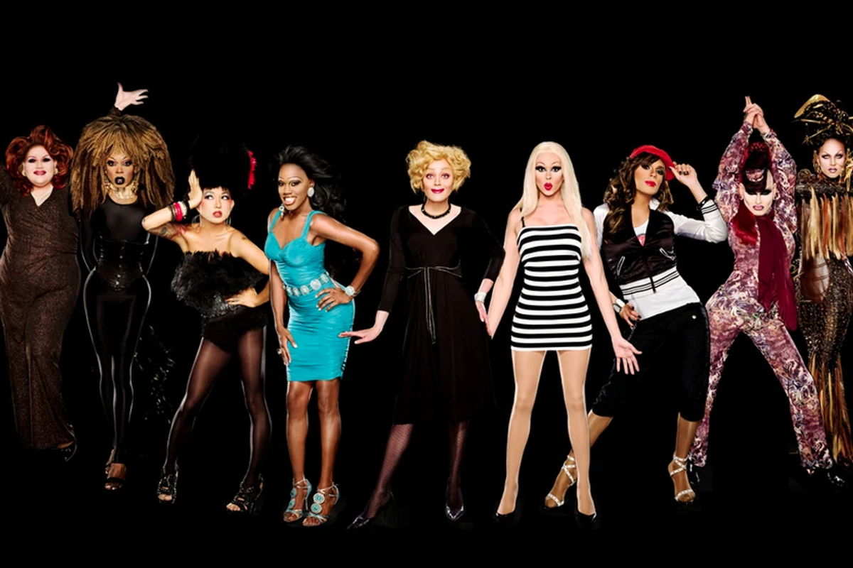 Revisiting RuPaul's Drag Race Season 1, The 'Lost Season'