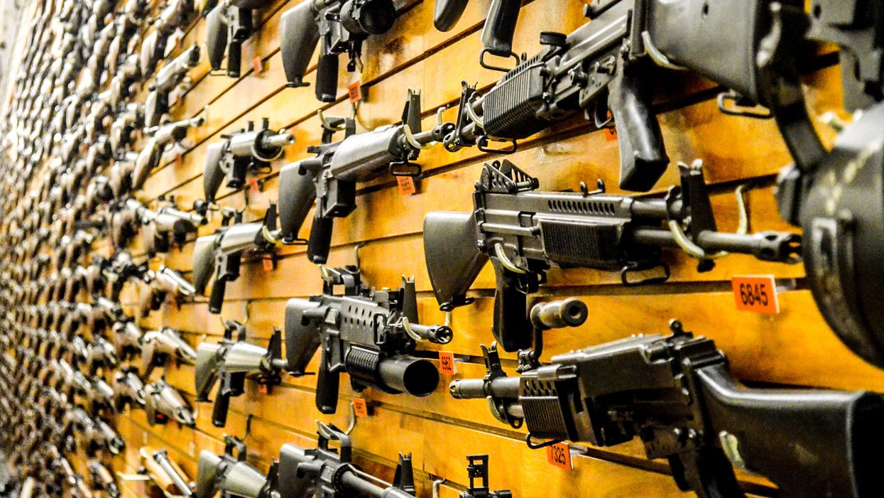 Could A.I. detect mass shooters before they strike?