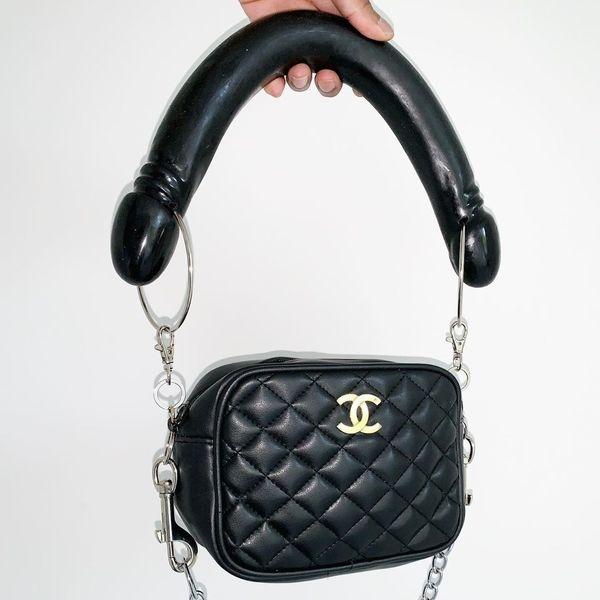 10 Places We'd Wear This Dildo Chanel Purse