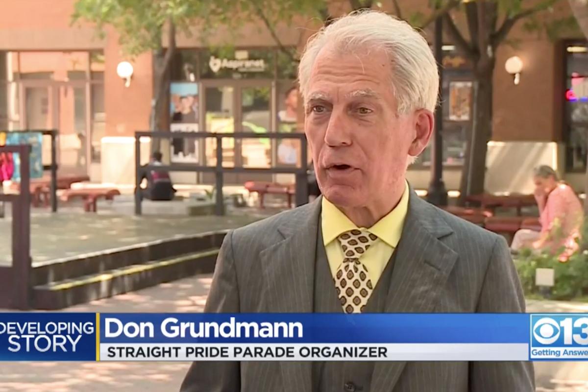 Permit denied for 'straight pride' parade in California