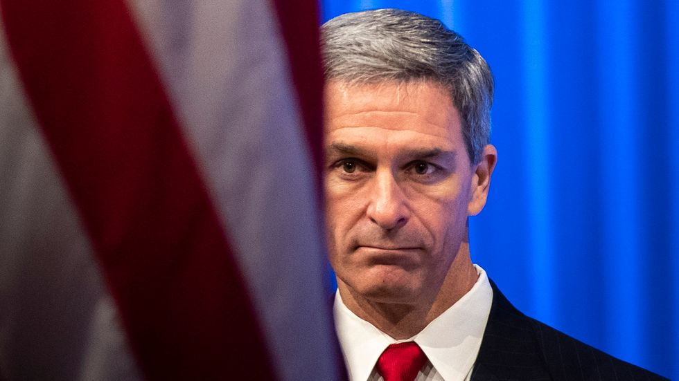 Ken Cuccinelli Doesn't Get To Rewrite History On Who 'Deserves' American Citizenship
