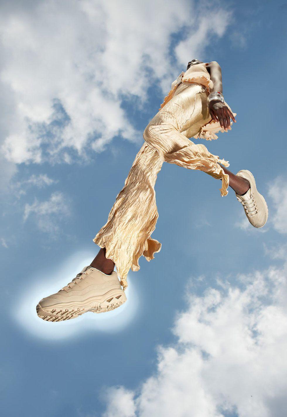 Skechers выпустили новую версию культовых кроссовок Energy (фото 2)