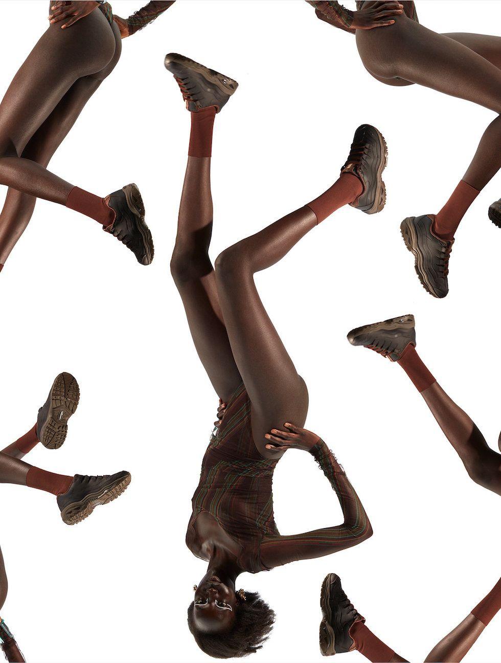 Skechers выпустили новую версию культовых кроссовок Energy (фото 3)