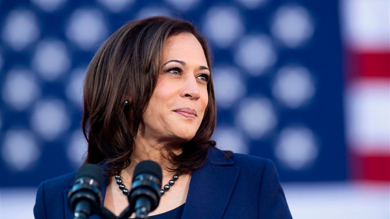 Kamala Harris is proposing a new kind of 'red flag' law to take guns away from racists