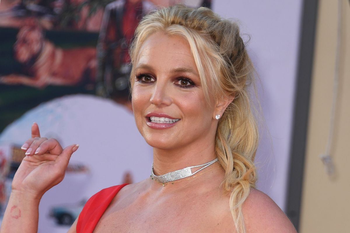 Fans Are Upset Over Britney Spears' $6,000 Louboutin Heels