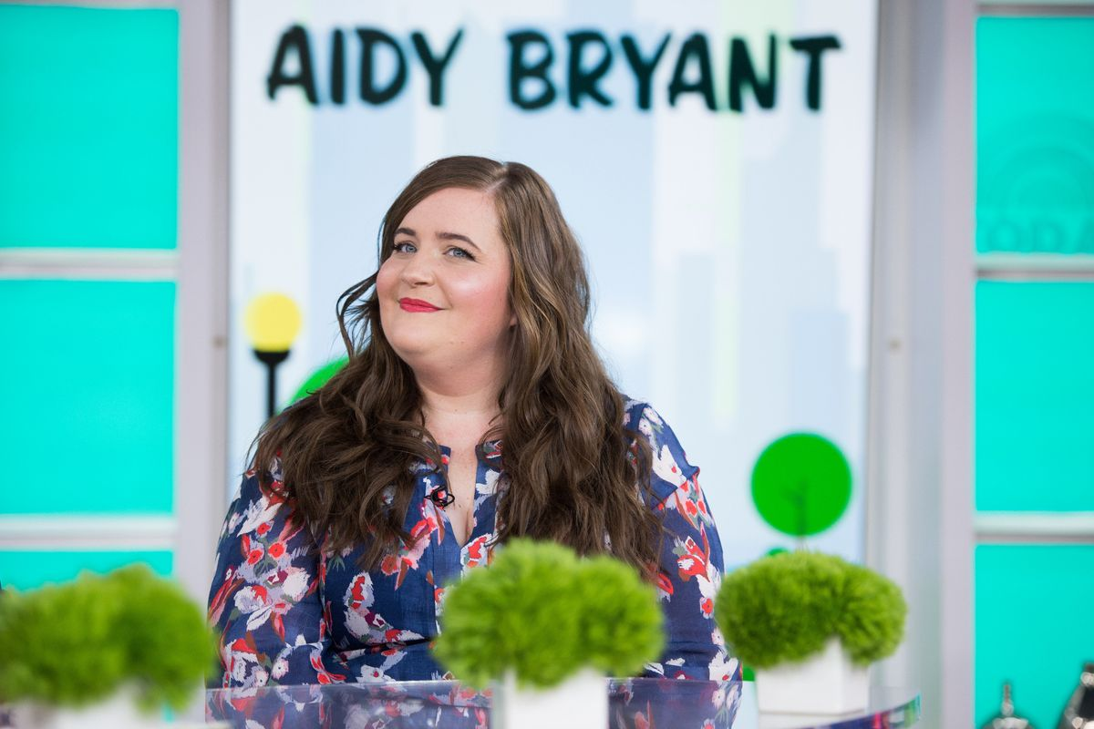 Aidy Bryant Launches a Plus-Size Clothing Line