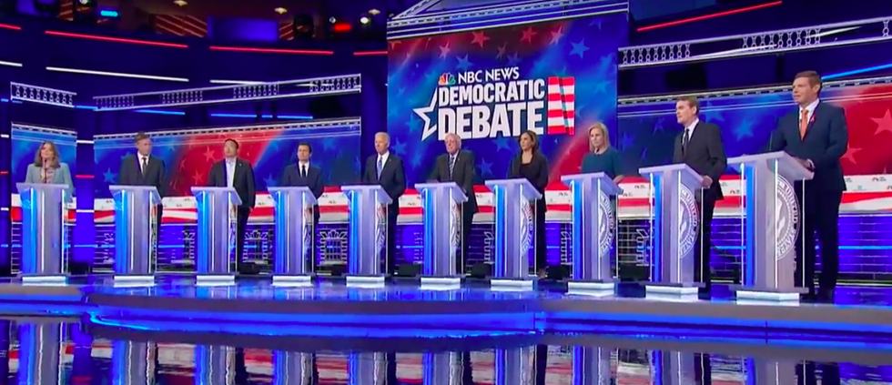 CNN 2020 Democratic Debate