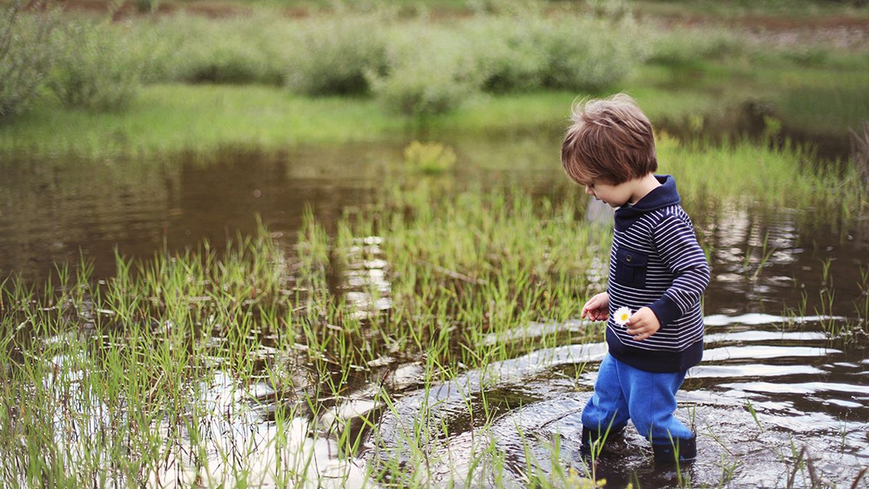 Keeping Kids Safe From Toxic Algae