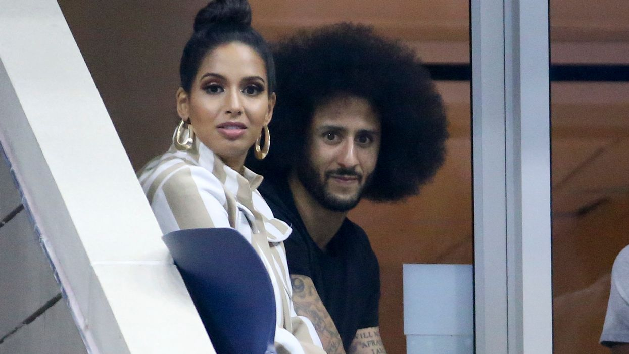 Colin Kaepernick's girlfriend goes nuclear on Jay-Z for partnering with the NFL