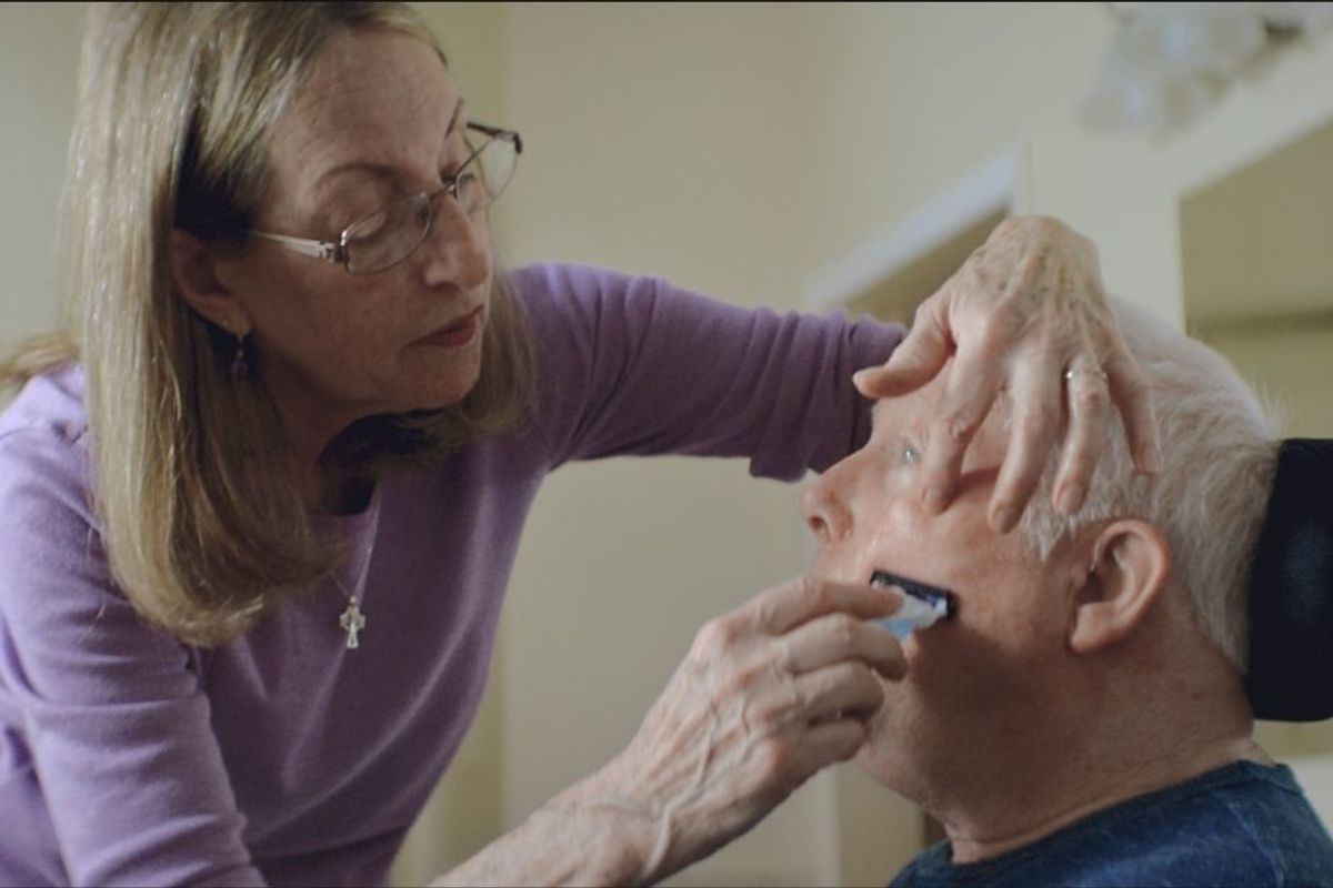 The first razor designed to shave other people is great news for millions of caregivers