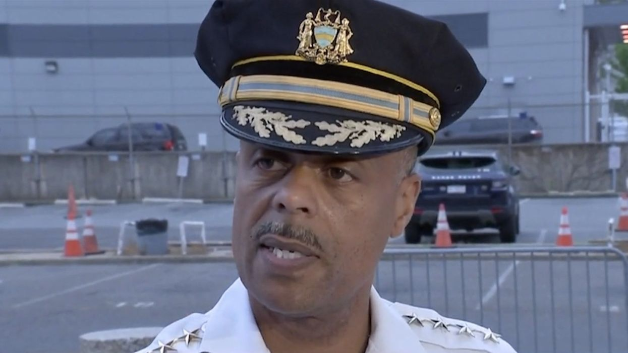 Philly protest will support suspect accused of shooting six cops: 'I don't understand it,' police commissioner says