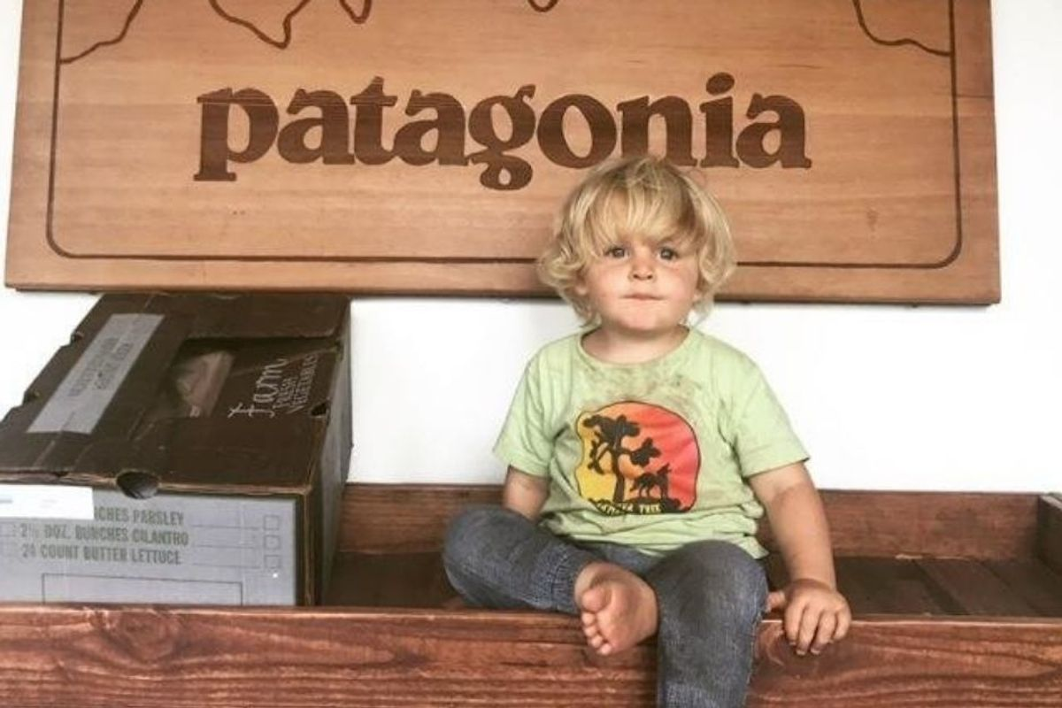 A Patagonia employee breastfed her baby in a meeting. Her male VP's response is a masterclass in workplace values.