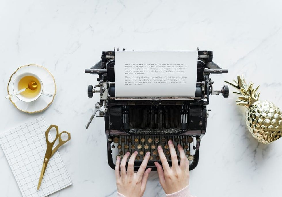 4 Reactions You'll ReceiveWhen You Say You're A Writer