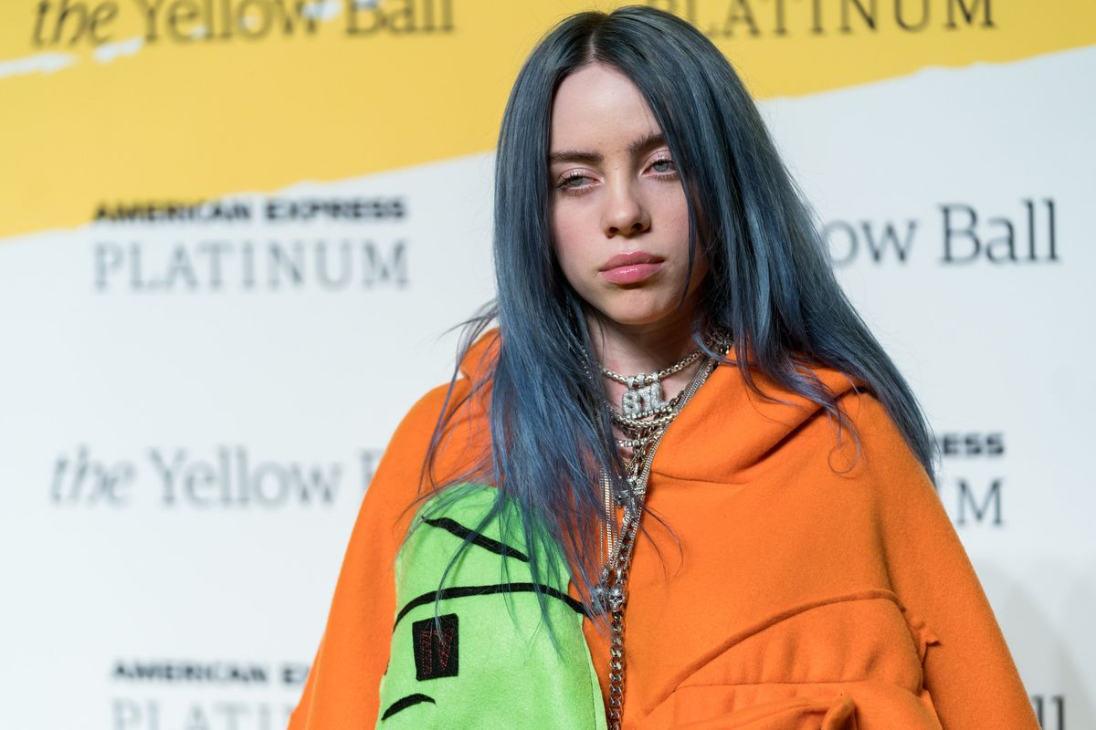 Billie Eilish Makes a Statement on Gun Control