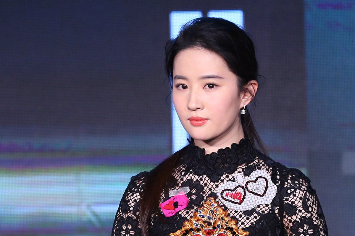 'Mulan' Star's Pro-Hong Kong Police Post Sparks Boycott