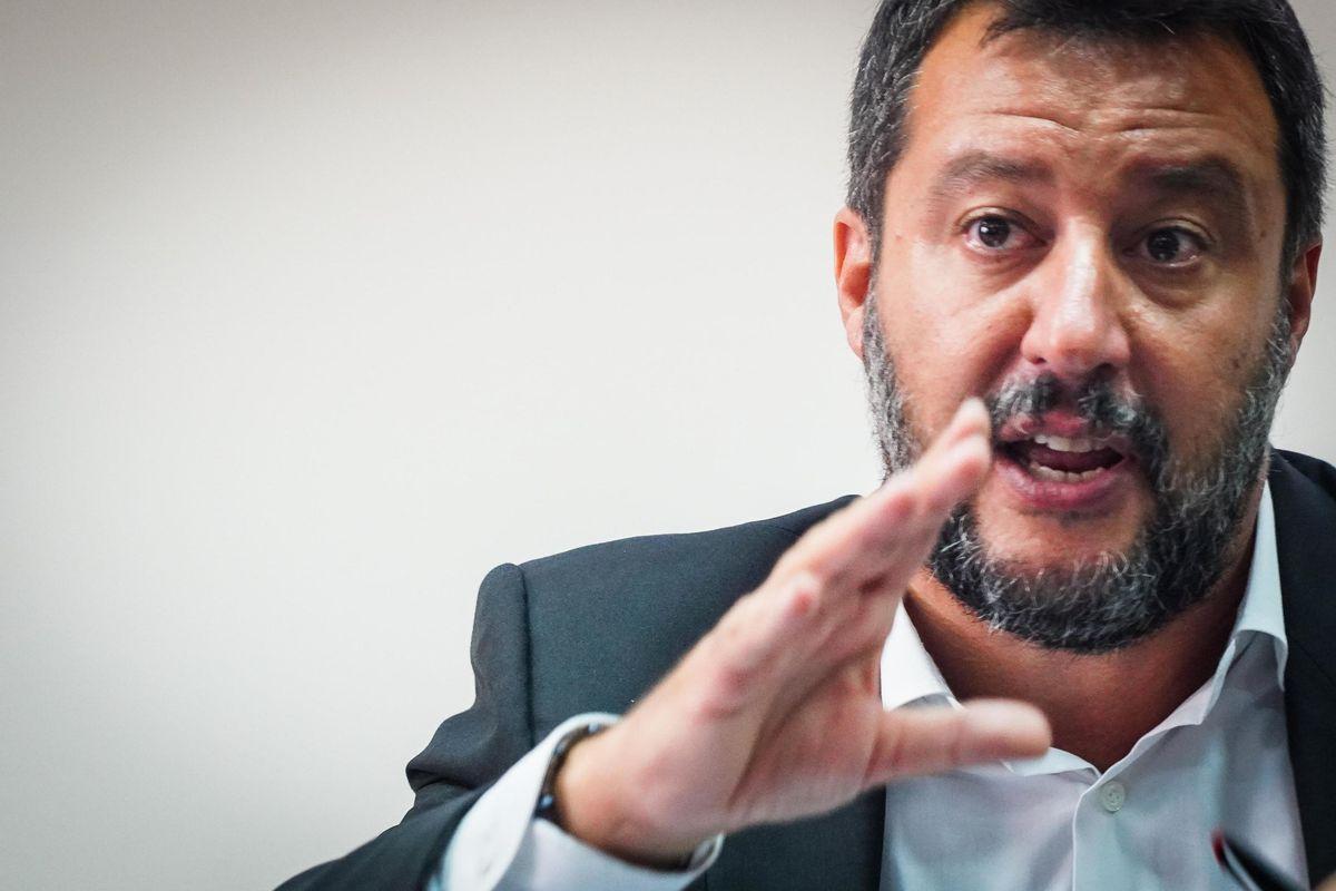 Salvini nel suo discorso più atteso sparerà sul Pd perché M5s intenda