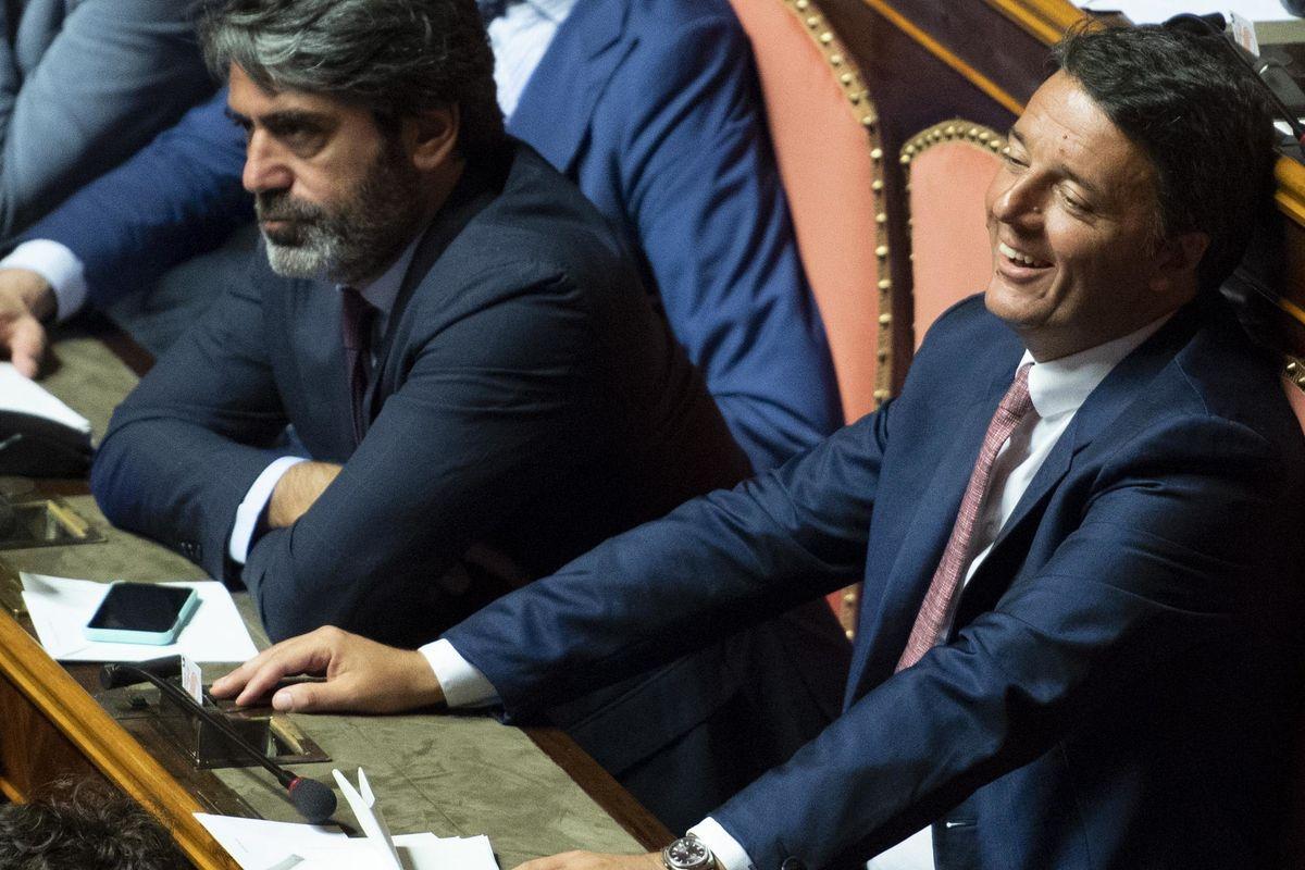 Renzi vuol fare il commissario Ue