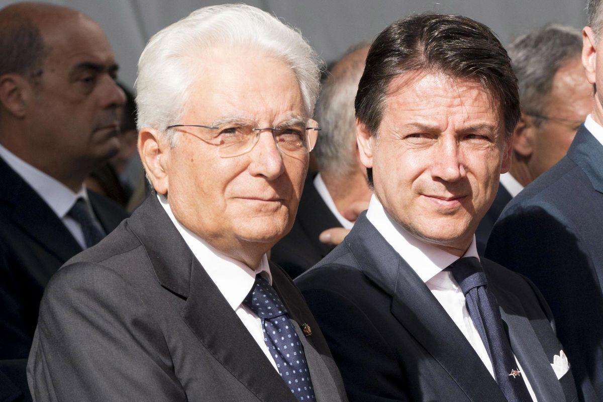 Salvini: «Mattarella ci faccia votare, i perdenti al potere umiliano l'Italia»