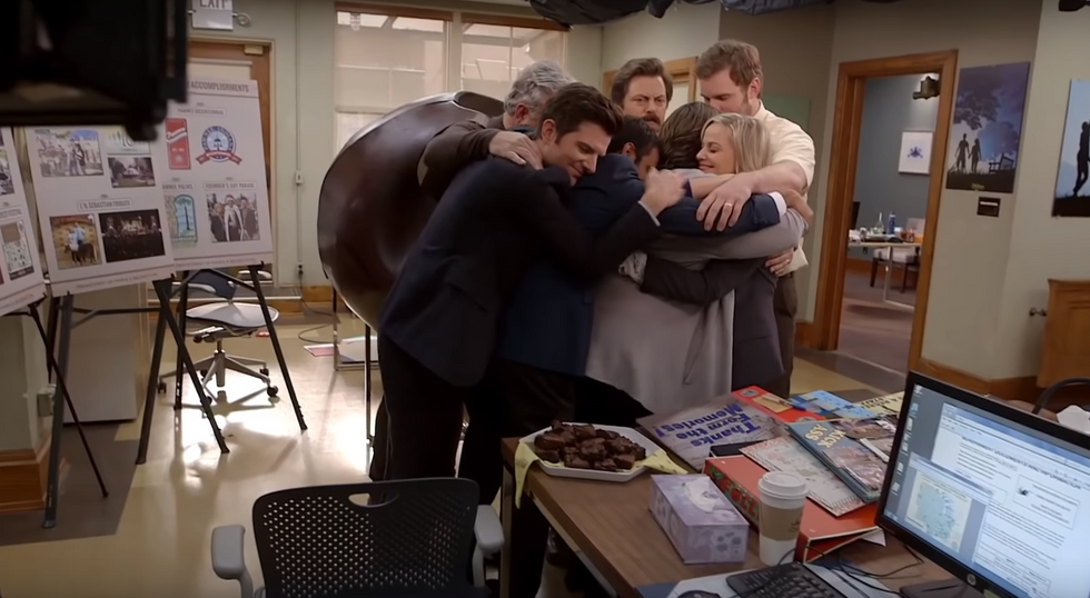 Sorry 'Office' Fans, But Your Favorite Show Is The Woooooooorst, 'Parks And Rec' Is A Much Better Option