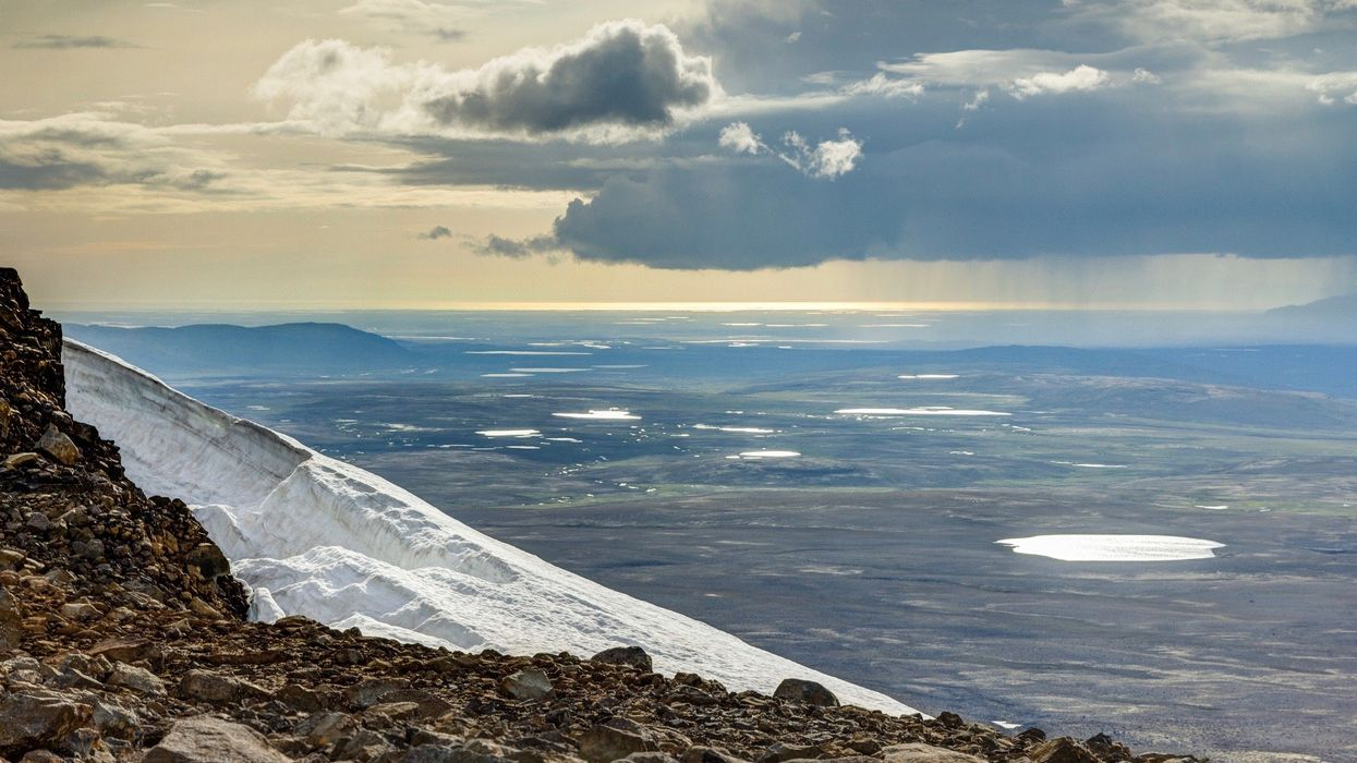 Iceland Holds Its First Funeral for a Glacier